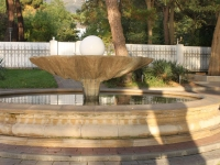 Gelendzhik, fountain жемчужинаLermontovsky Blvd, fountain жемчужина