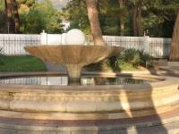 Геленджик, Лермонтовский бульвар. фонтан жемчужина