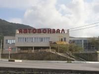 Gelendzhik, Ob'ezdnaya st, house 3. bus station