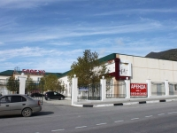 Gelendzhik, shopping center Глобус, Kirov st, house 121