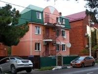 Геленджик, улица Красногвардейская, дом 18. гостиница (отель) Апельсин