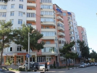 Gelendzhik, Kurzalnaya st, house 40А. Apartment house