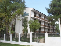 Геленджик, улица Мира, дом 21. гостиница (отель) Приморье