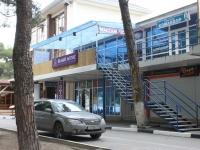 Геленджик, улица Херсонская, дом 3. многофункциональное здание