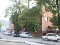 Gelendzhik, Khersonskaya st, house 55/1. Apartment house