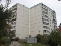 Геленджик, улица Леселидзе, дом 21А. многоквартирный дом