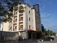 Gelendzhik, hotel Европа, Lunacharsky st, house 125