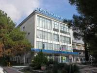 Gelendzhik, hotel Черноморец, Lunacharsky st, house 128