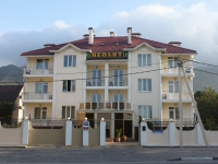 Gelendzhik, hotel Неолит, Lunacharsky st, house 178