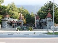 Gelendzhik, park Адмирал Врунгель, Lunacharsky st, house 180Б