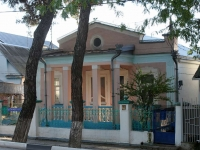 Gelendzhik, Oktyabrskaya st, house 20. Private house