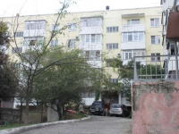 Gelendzhik, Ordzhonikidze st, house 11. Apartment house