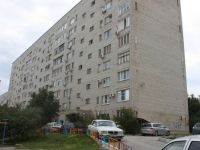 Gelendzhik, Parus district, house 17. Apartment house