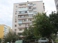 Gelendzhik, Parus district, house 18. Apartment house
