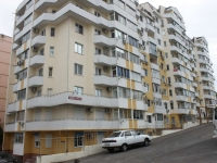 Gelendzhik, Parus district, house 19А. Apartment house