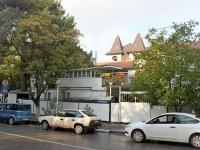 Геленджик, улица Первомайская, дом 3. гостиница (отель)