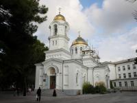 Gelendzhik, temple Свято-Вознесенский, Pervomayskaya st, house 4/1