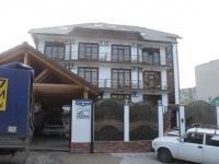 Gelendzhik, hotel Парадейсон, Telman st, house 80А