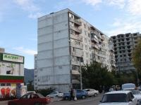 Gelendzhik, Polevaya st, house 6. Apartment house
