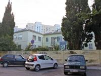 """Геленджик, улица Полевая, дом 51. детский сад №9 """"Солнышко"""""""