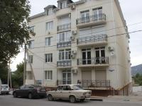 Геленджик, улица Свердлова, дом 5. многоквартирный дом