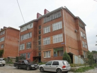 Gelendzhik, Barguzinskaya st, house 2. Apartment house
