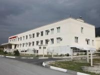 Геленджик, Больничный переулок, дом 1. станция скорой помощи