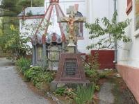 Геленджик, улица Горная. памятник погибшим в Югославии