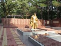 Gelendzhik, memorial complex Вечный огоньGornaya st, memorial complex Вечный огонь