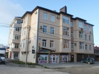 Gelendzhik, Levitan st, house 21. Apartment house