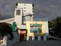 Геленджик, улица Маячная, дом 1. санаторий им. М.В. Ломоносова