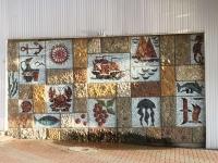 Gelendzhik, Mayachnaya st, panel-painting