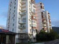Геленджик, улица Жуковского, дом 5. многоквартирный дом