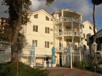 Геленджик, гостиница (отель) Александрия, улица Шмидта, дом 1
