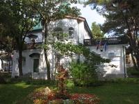Gelendzhik, hotel Звуки музыки, Morskaya st, house 2