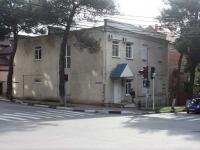 Геленджик, улица Морская, дом 16. многоквартирный дом