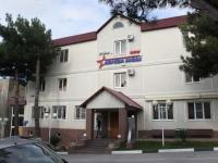 Геленджик, гостиница (отель) Морская звезда, улица Морская, дом 35