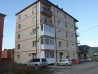 Геленджик, улица Прасковеевская, дом 18. многоквартирный дом