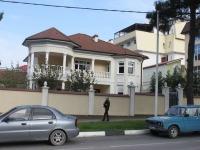 Геленджик, улица Садовая, дом 5. индивидуальный дом