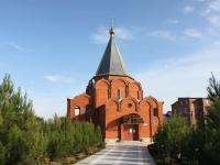 Геленджик, улица Десантная, дом 9. храм во имя святого благоверного Князя Михаила Черниговского
