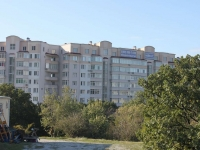 Gelendzhik, Turisticheskaya st, house 6 к.7. Apartment house