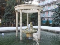 格连吉克市, Turisticheskaya st, 喷泉