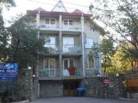 Gelendzhik, hotel Лазурный, Lazurnaya st, house 5