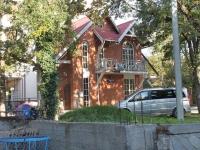 Геленджик, улица Лазурная, дом 12. индивидуальный дом