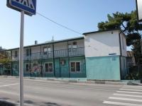 Геленджик, улица Новороссийская, дом 37. гостиница (отель)