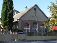 Геленджик, улица Новороссийская, дом 63. церковь Евангельских христиан-баптистов
