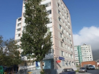 Gelendzhik, Severny district, house 3. Apartment house