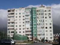 Gelendzhik, Severny district, house 7. Apartment house
