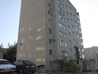 Gelendzhik, Severny district, house 16. Apartment house
