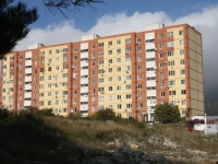Gelendzhik, Severny district, house 66. Apartment house